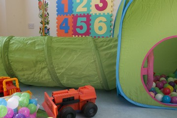 Under 5's Play Room