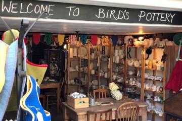 Bird's Pottery